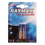 Батарейка RAYMAX Lux LR03-2BL