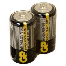 Батарейка GP SuperCell R14