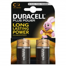 Батарейка DURACELL Plus Power LR14