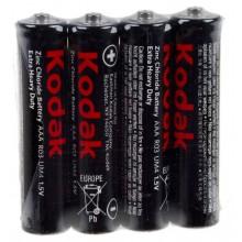 Батарейка KODAK Extra Heavy Duty R03