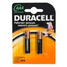 Батарейка DURACELL Basic LR03