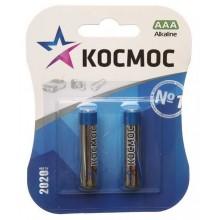 Батарейка КОСМОС LR03-2BL