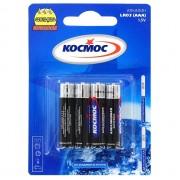 Батарейка КОСМОС LR03-4BL