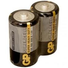 Батарейка GP SuperCell R20