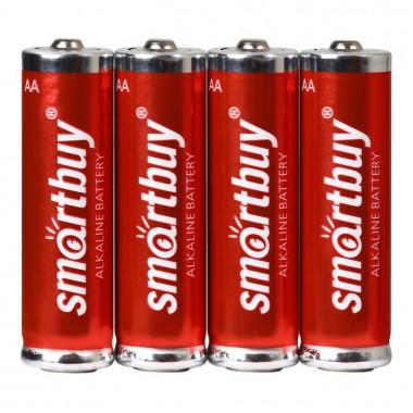 Батарейка Smartbuy LR6/4S