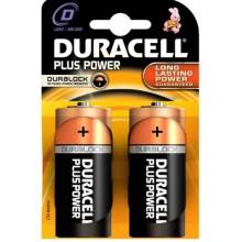 Батарейка DURACELL Plus Power LR20