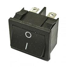 Выключатель клавишный MIRS-201(A)-4C 250V 6A (4с)