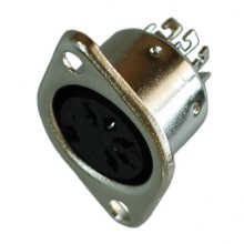 Разъём DIN 5 pin (гн.)  на корпус