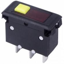 Автомат-предохранитель IRS-1-B15 250V 15А (3с)