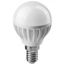 Лампа светодиодная ОНЛАЙТ ОLL-G45-6-230-4K-E14