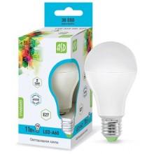 Лампа светодиодная ASD LED-A60-standard 11Вт Е27 4000К