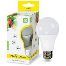 Лампа светодиодная ASD LED-A60-standard 20Вт Е27 3000К