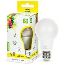 Лампа светодиодная ASD LED-A60-standard 7Вт Е27 3000К