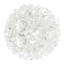 Светодиодная фигура «Шар с цветами сакуры» 50LED