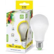 Лампа светодиодная ASD LED-A60-standard 11Вт Е27 3000К
