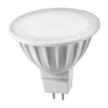 Лампа светодиодная ОНЛАЙТ ОLL-MR16-5-230-3K-GU5.3
