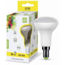 Лампа светодиодная ASD LED-R50-standard 3Вт Е14 3000К