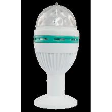 Вращающаяся диско-лампа NEON-NIGHT 601-251 E27