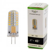 Лампа светодиодная Shefort™ DS-G4-4W-12V-4000K