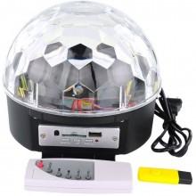Диско-шар FA-T65-8-3 «LED CRYST ALMAGIC BALL LIGHT»