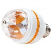 Вращающаяся диско-лампа W-888 «LED FULL COLOR»