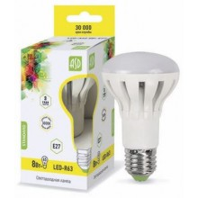 Лампа светодиодная ASD LED-R63-standard 8Вт Е27 3000К