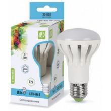 Лампа светодиодная ASD LED-R63-standard 8Вт Е27 4000К