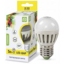 Лампа светодиодная ASD LED-ШАР-standard 5Вт Е27 3000К