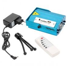 Сценический лазерный мини-проектор YX-12 «DISCO» с MP3-плеером