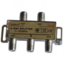 ARBACOM APA-222 4-way splitter 5-1000 МГц