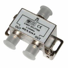 REXANT 2-way splitter 5-1000 МГц под f-разъём