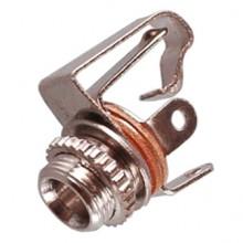 Разъём micro jack 2.5 мм (гн.) mono на корпус