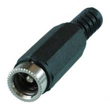 Разъём питания DC 5.5x2.1мм (гн.) на кабель
