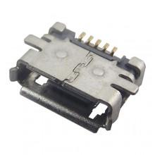 Разъём micro USB 1981584-1 (гн.), на плату