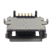 Разъём micro USB 47589-0001 (гн.), на плату