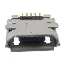 Разъём micro USB 47346-0001 (гн.), на плату