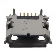 Разъём micro USB 10103594-0001LF (гн.), на плату