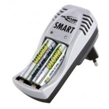 Зарядное устройство ANSMANN SMART SET + 2MHAA