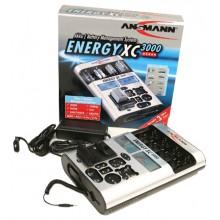 Зарядно-тестируещее устройство ANSMANN ENERGY XC 3000