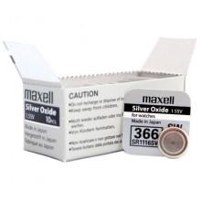 Батарейка MAXELL 366 (SR1116SW)
