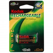 Аккумулятор KODAK Rechargeable R03 (650 mAh)