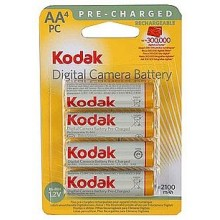 Аккумулятор KODAK Pre-Charged R6 (2100 mAh)
