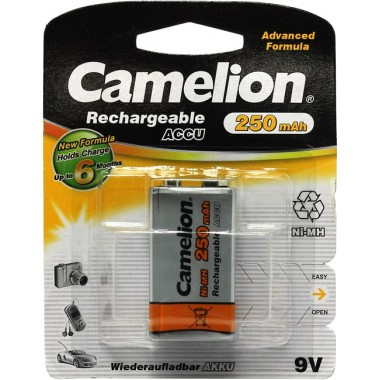 Аккумулятор CAMELION HR22 (250 mAh)