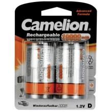 Аккумулятор CAMELION R20 (10000 mAh)