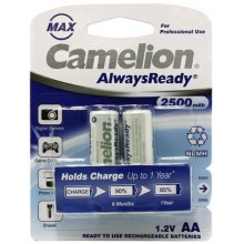 Аккумулятор CAMELION Always Ready R6 (2500 mAh)