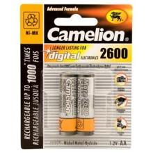 Аккумулятор CAMELION R6 (2600 mAh)