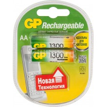 Аккумулятор GP R6 (1300 mAh)