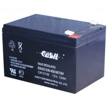 Аккумулятор CASIL CA12120 (12V, 12Ah)