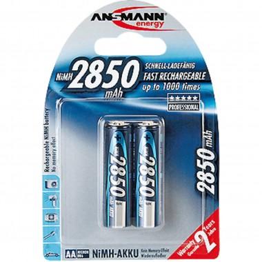 Аккумулятор ANSMANN Professional R6 (2850 mAh)