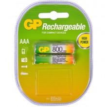 Аккумулятор GP R03 (800 mAh)